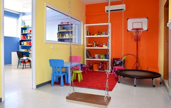 Οι χώροι του κέντρου μας στο Κορωπί - ΔΥΝΑΜΑΙ - Κέντρο αποκατάστασης